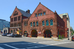 Fire Station From Street View