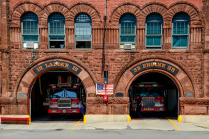 The oldest of Bostons HistoricFire Stations