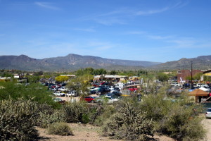 Cave Creek Over View