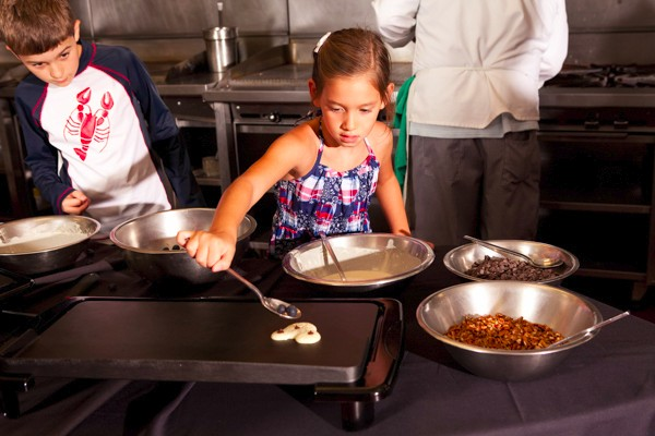 Westin Discovery Kids Culinary Camp-2-1