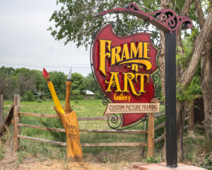 Corrales NM Frame and Art Shop