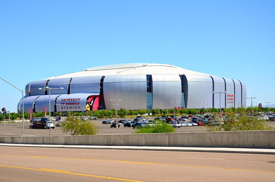 Super Bowl XLIX in Phoenix