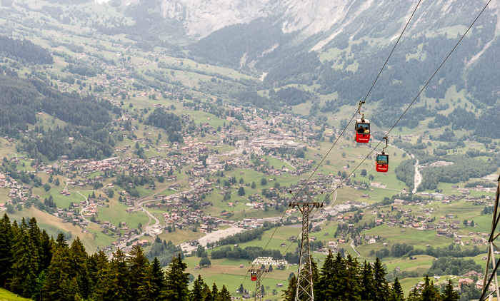 "Getting ""High"" in Switzerland:  Traveling the Swiss Alps"